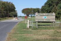 holts landing state park, ocean view delaware