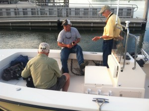 First Light Charters, Captain Chuck Cook, Saltwater Fly Fishing, SFAOD, Saltwater Fly Anglers of Delaware