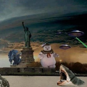 nyc, storm paraody pictures