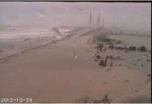 DelDot cam route 1 north Charles W Cullen bridge, indian river inlet bridge, delaware surf fishing