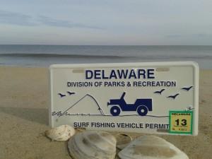 beach tag, beach access tag, beach buggy tag, surf fishing access permit, beach permit