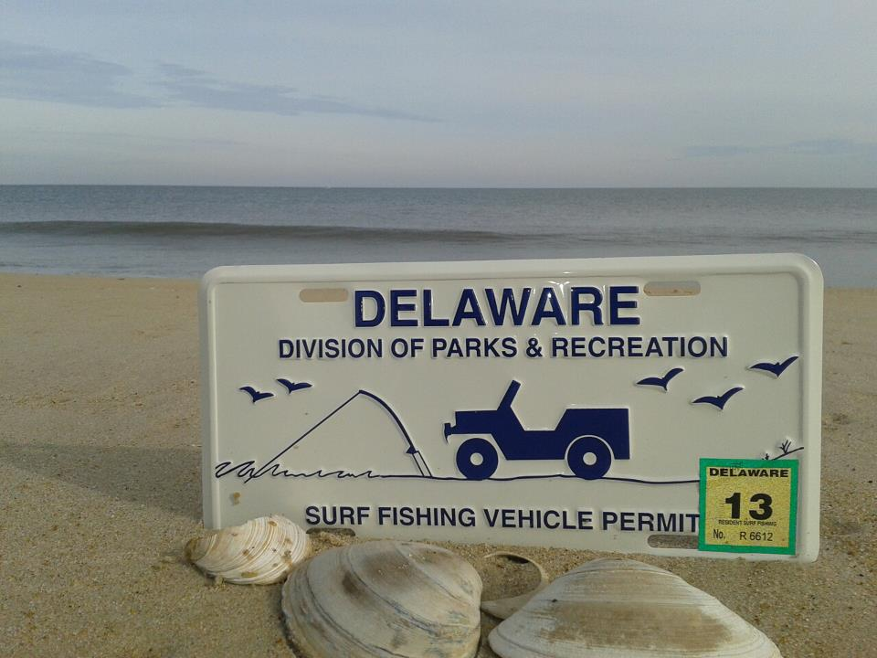 happy new year from delaware surf fishing delaware