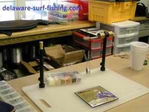 Nor Vise, fly fishing, fly tying, saltwater fly anglers of delaware, surf fishing