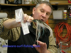 large saltwater flies, fly fishing, saltwater fly anglers of delaware, surf fishing