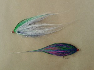 mullet flies, fly fishing, fly tying, saltwater fly anglers of delaware,