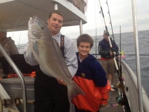 tilefish, deep sea fishing in Delaware, DSF, delaware surf fishing, delaware fisher woman, delaware fishermen, striper king gear
