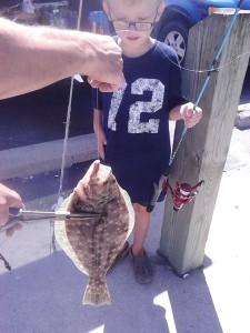 flounder, masseys ditch, jigging, dsf