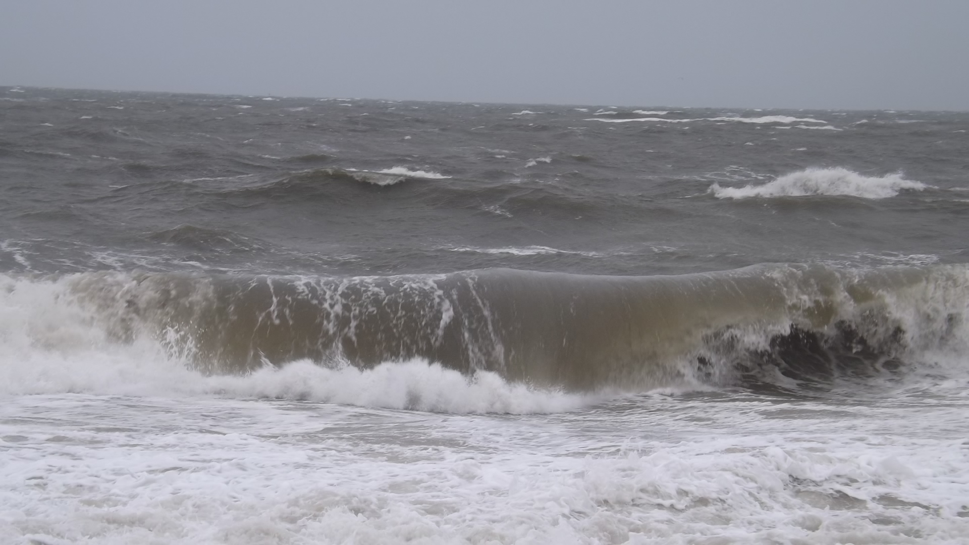 NorEaster and Delaware Beaches   delaware surf fishingcom H0SSoKOk