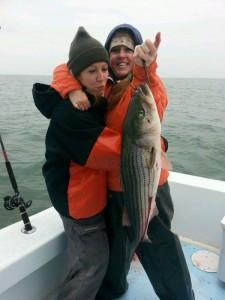 striped bass, delaware bay, rockfish, linesiders, stretch 25, overfalls shoal