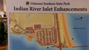 north side indian river inlet,  dealware seashore state park