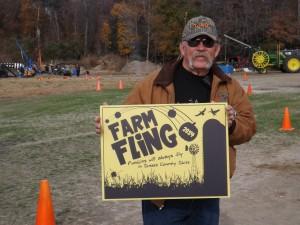 frank shade, farm fling 2014, punkin chunkin, pumpkin chunking, catapults, trebuchet,