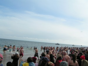 Polar Plunge, lewes, rehoboth boardwalk, delaware, sussex county