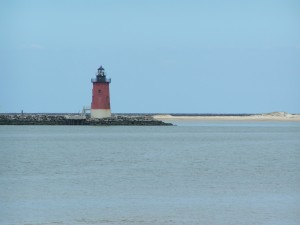lighthouse, harbor of safe refuge, east end lighthouse, lewes, cape henlopen state park, sussex county, delaware