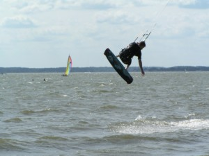 kiteboarding, delaware, sussex county, new rd, kite beach, lewes beach