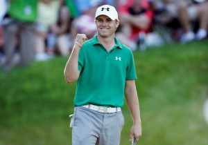 Jordan Spieth, masters, golf champion, 18 holes, hole in one, 9 holes, links, playing links