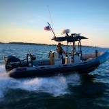 Fish & Wildlife Natural Resources Police join in rescue of swimmer off Dewey Beach