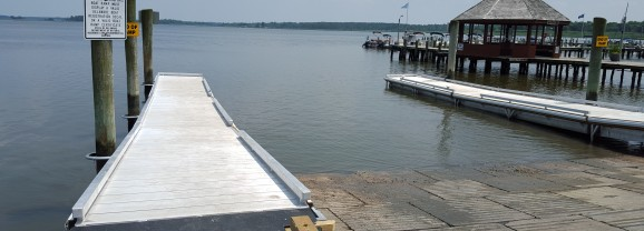Rosedale Beach Boat Ramp upgrades completed
