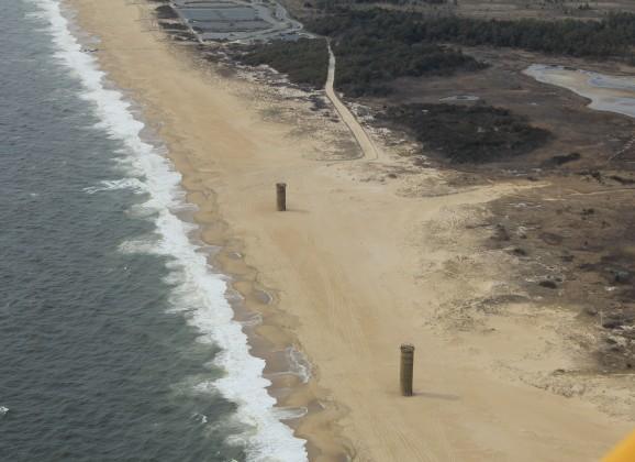 Cape Henlopen Opens Beach from Herring Point to Gordons Pond