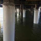 Repair Work on the Cape Henlopen Pier Begins