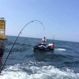 Offshore Fishing in Delaware on Jet Skis