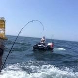 Offshore Fishing in Delaware on Jet Skis
