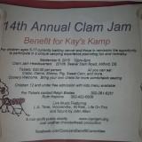 14th Annual Clam Jam