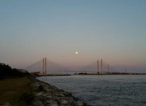 August's Full moon