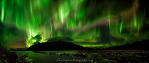 Aurora Borealis last month ... Traylor Photography